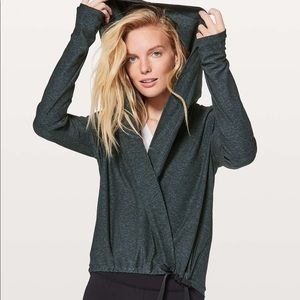 Lululemon Ready To Rulu Wrap Nocturnal Teal